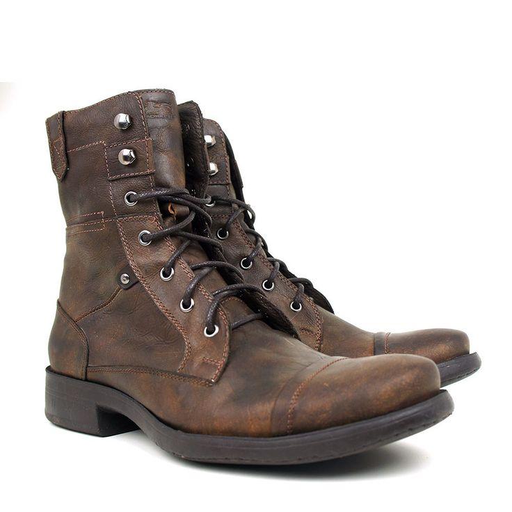 Black Boots - Bota Black Boots Bm 44 Marrom - BlackBoots