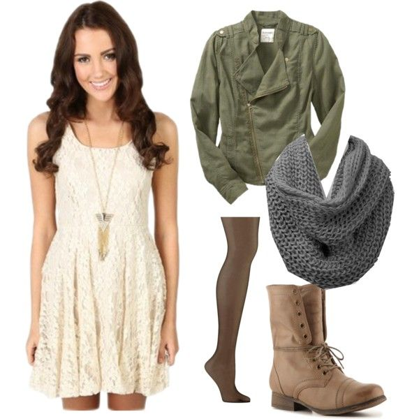 """""""Spring Outfit"""" by thetyfanysoeum on Polyvore"""