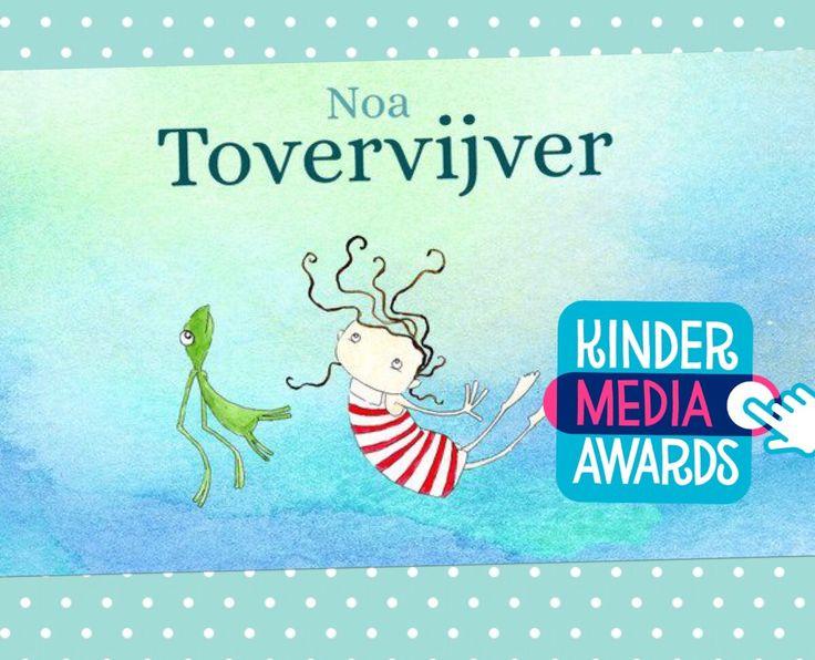 Noa is ingediend voor de Kindermedia Awards. Nu duimen.   https://appsto.re/nl/mhv-6.i