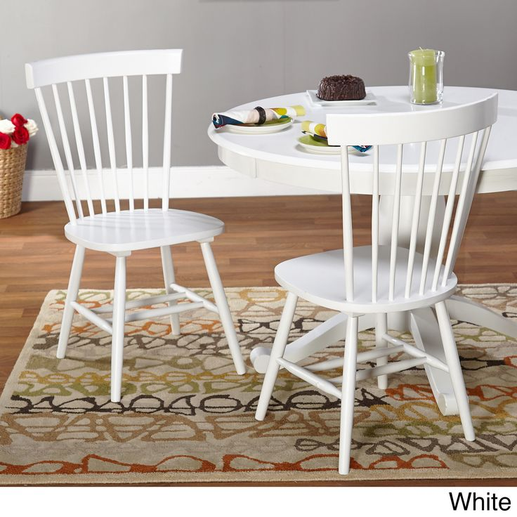 simple living venice dining chairs set of 2 by simple living