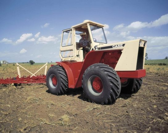 1960 Case Backhoe : Best images about case tractors on pinterest old