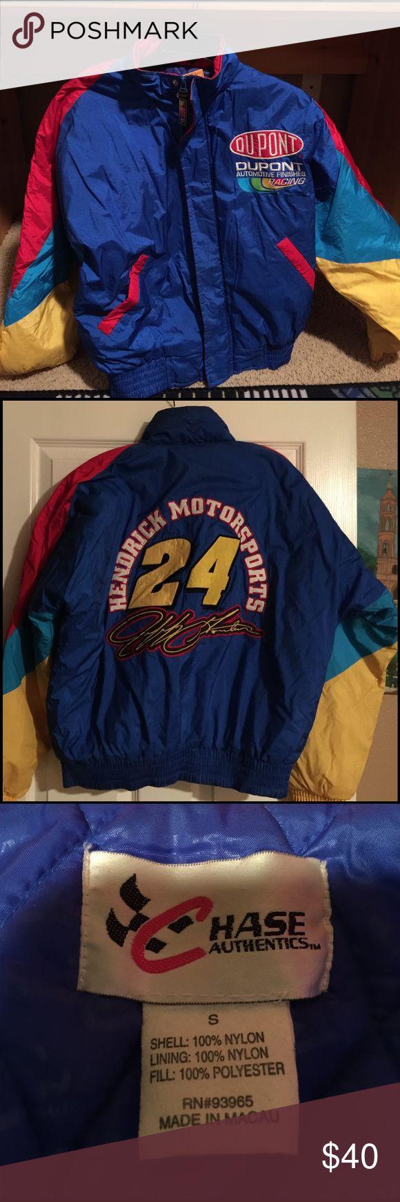 NASCAR jacket Jeff Gordon Small NASCAR jacket Jackets & Coats Puffers