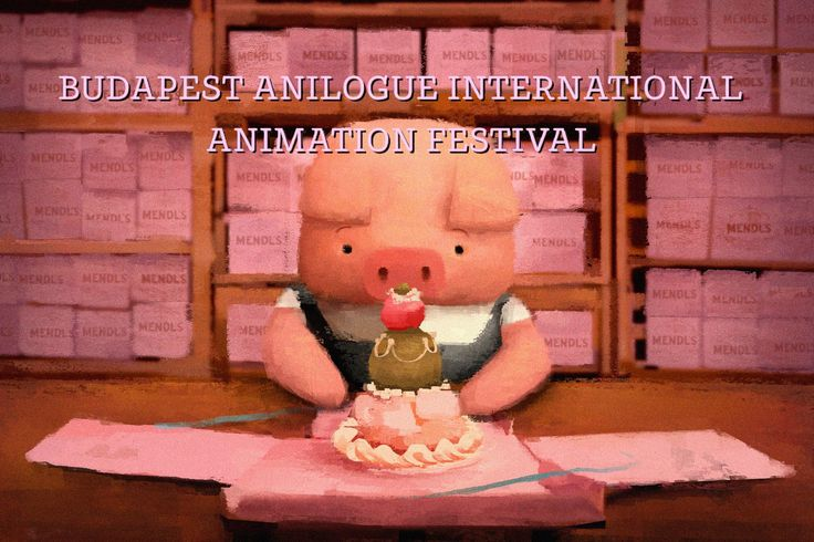 Pig is headed to Budapest in search of delicious treats from Mendl's (reference from Wes Andersen's film The Grand Budapest Hotel). Thanks to the Anilogue Animation Film Festival for selecting The Dam Keeper to play at their festival. The festival runs a 5 hour marathon of animation on November 22nd! The Dam Keeper plays as part of it's Coolest Design program which plays at 22:15 (80' program)  http://www.kristydraws.com/