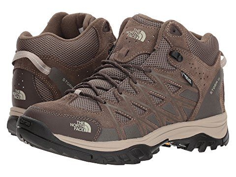 f96f13f7e THE NORTH FACE Storm III Mid WP, WEIMARANER BROWN/SHROOM BROWN ...