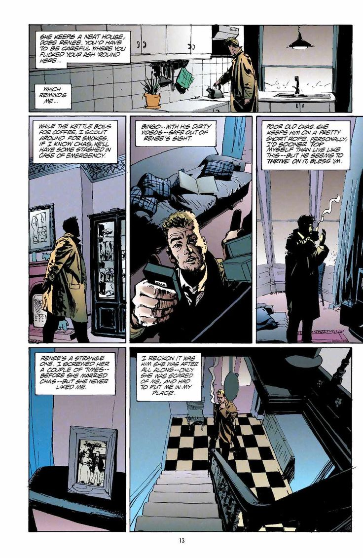 Read Comics Online Free - John Constantine Hellblazer (2011-2014) - Chapter 009 - Page 13