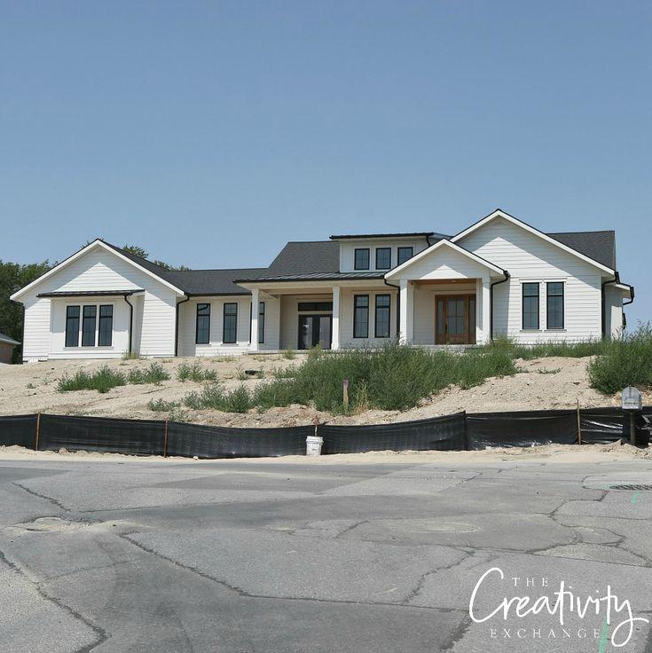Modern Ranch Home Designs: 617 Best Farm Images On Pinterest