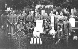Stonewall Jackson's grave in Virginia. #civilwar #stonewalljackson