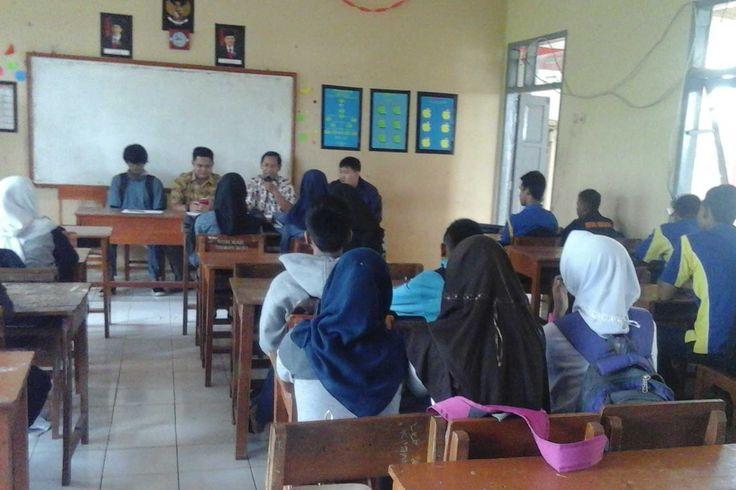 Pelatihan Jurusan SMKN 1 Panyingkiran Tahun 2016