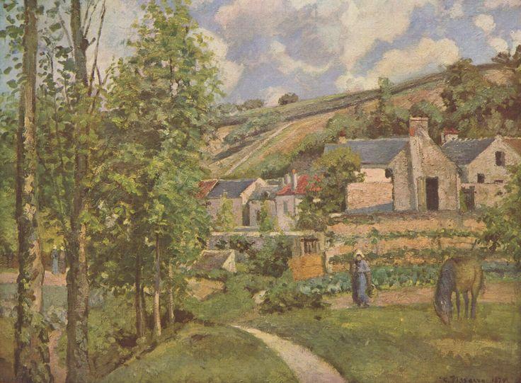 Landschaftsmalerei impressionismus  Die besten 25+ Famous impressionist paintings Ideen nur auf ...