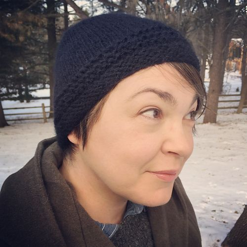 LT - Three Two One Hat by Gretchen Funk - write in code YARNERY to get the pattern for free through February 10, 2018. Enjoy!!