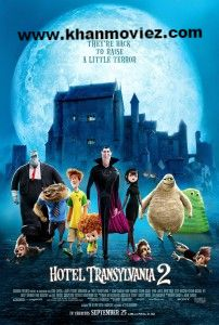 Watch Hotel Transylvania 2 (2015) Full Movie Online Free