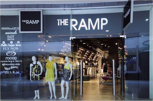 Modern Fashion Boutique Interior Design by HQ - The Ramp