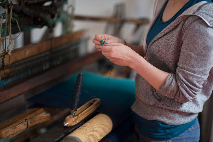 Loom Shuttle |McKernan Woollen Mills | Handmade scarves and accessories | Made in Ireland | Irish Design | Co. Clare | Weaving & Knitting
