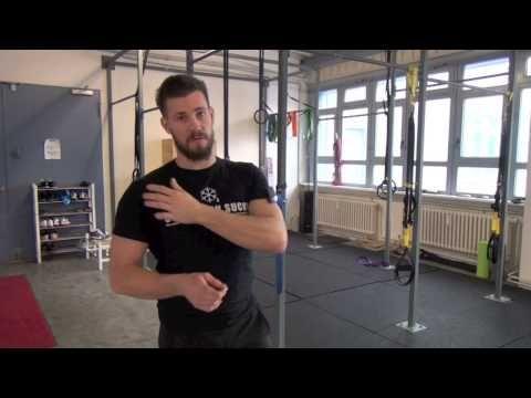 Übungen gegen Schulterschmerzen / Faszien / Training..
