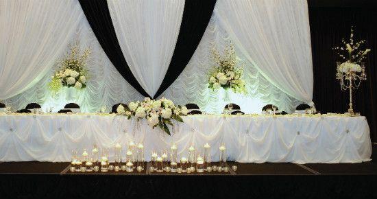 Wedding Reception Decor Ideas Indoor Wedding Ceremonies