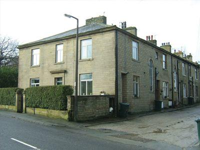 The old doctor's house, Wilsden.