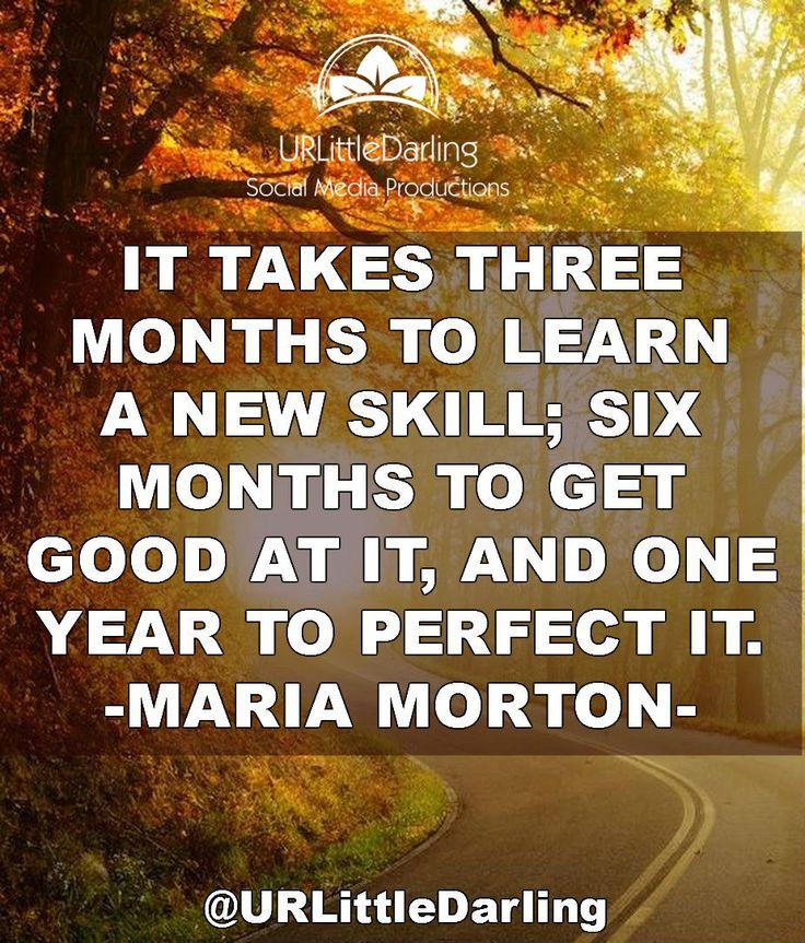 #learning #motivation #determination