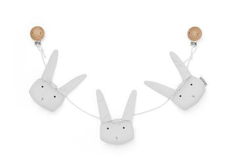 Liewood - Holga pram chain - rabbit