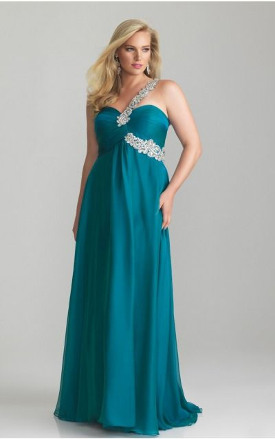 Zipper Floor-length Empire A-line Chiffon Formal Dresses ahza307024