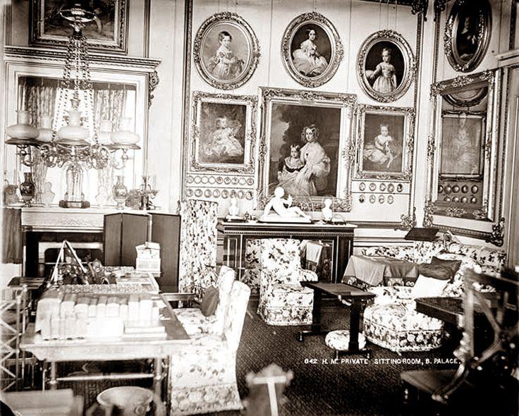 Queen Victoria's Sitting Room