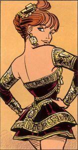 La belle Laureline