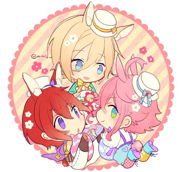 Tsukasa, Eichi, & Tori | Ensemble Stars!
