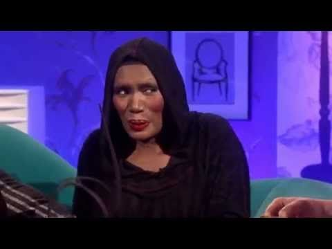 ▶ Grace Jones - Alan Carr Chatty Man Interview - YouTube