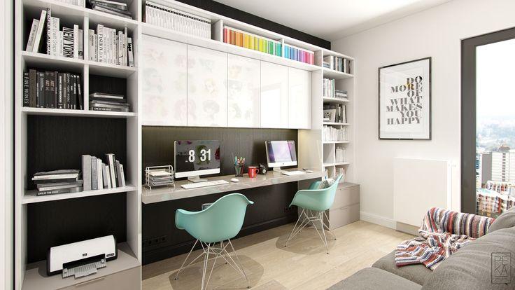 Workspace by PEKA STUDIO