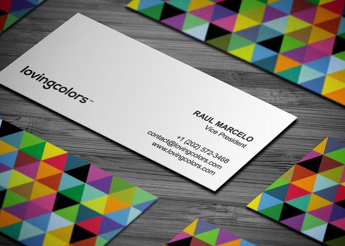 Dennis Pedersen - Stunning Business Card Designer | Featured Artists | www.cketch.com/blog
