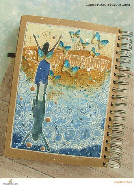 decoratorium: Inspiracja Dagmary - Journey