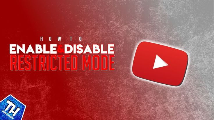 How To Enable And Disable Restricted Mode On Youtube