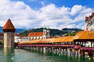 10 Top Tourist Attractions in Lucerne & Easy Day Trips