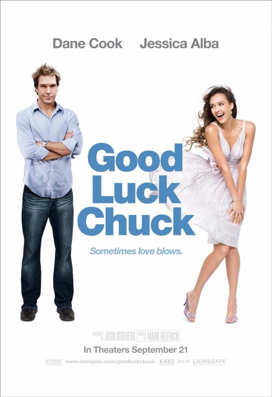 İyi Şanslar Chuck izle | İyi Şanslar Chuck Türkçe HD filmi full yüksek kalitede izleme seçenekleri bilgilerini barındıran İyi Şanslar Chuck sayfası. Yüksek Kaliteli film izleme seçenekleri.  En heyecanlı ve duygusal dakikalar içinizde patlayacak. Esrarlı an lar yakanızı bırakmayacak. Yüksek hd kalitede görsel şenlik.