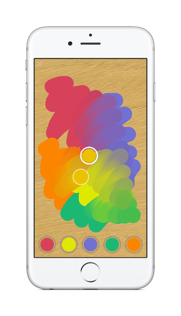 The New Art Therapy App Turned My IPhone Into A Coloring Book