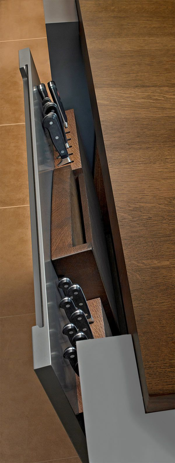 Kitchen Knife Storage 17 Best Ideas About Contemporary Knife Blocks On Pinterest