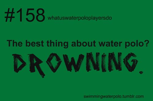 oh water polo <3