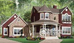 House plan W2896A by drummondhouseplans.com