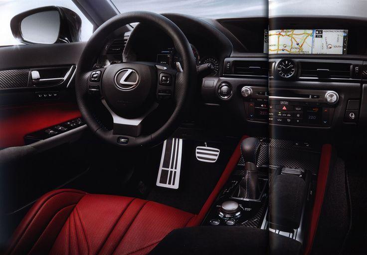 https://flic.kr/p/MCjogB   Lexus GS F, Der neue; 2015_3
