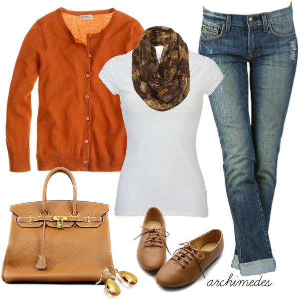 Casual OutfitShoes, Orange, Fashion, Fall Style, Casual Fall, Fall Winte, Autumn Doors, Fall Outfit, Fall Dresses