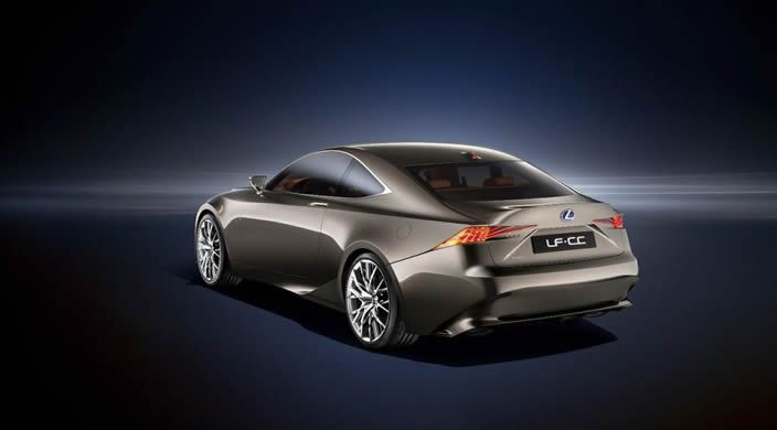 2013 Lexus IS to be unveiled at Detroit Auto Show