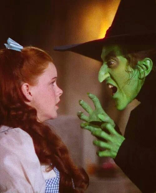 Best Chick Flicks Fighting Over Shoes Wicked Witch