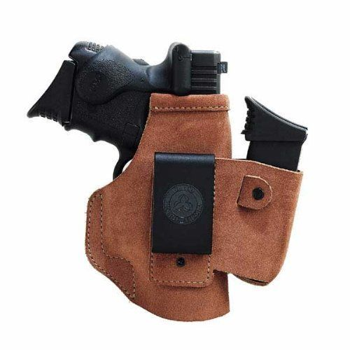 Galco Walkabout Inside The Pant Holster for 1911 3-Inch Colt, Kimber, Para, Springfield (Natural, Right-hand) by Galco Gunleather. Galco Walkabout Inside The Pant Holster for 1911 3-Inch Colt, Kimber, Para, Springfield (Natural, Right-hand).