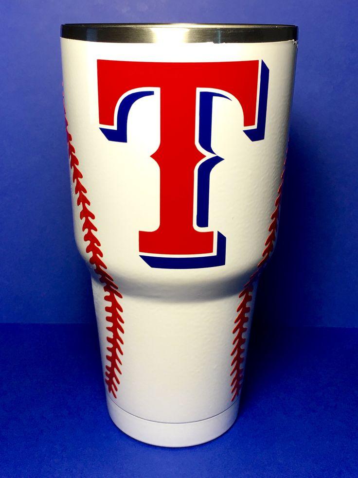 https://www.etsy.com/listing/294244303/yeti-cups-powder-coated-yeti-tumbler texas rangers yeti