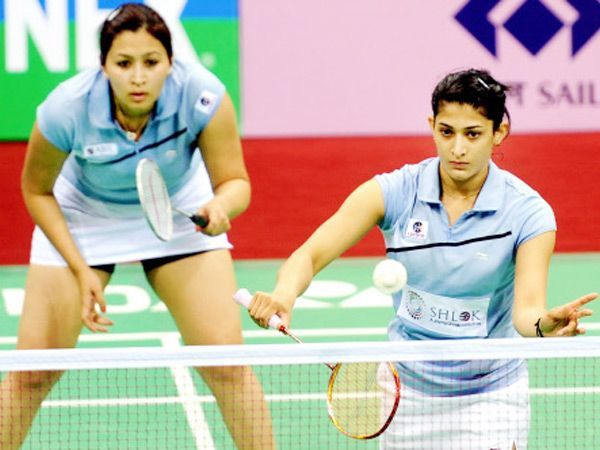 Jwala Gutta and Ashwini Ponnappa gave India some Hopes  #JawalaGutta #AshwiniPonnappa #India #Badmintion #IndianTeam #HOPES