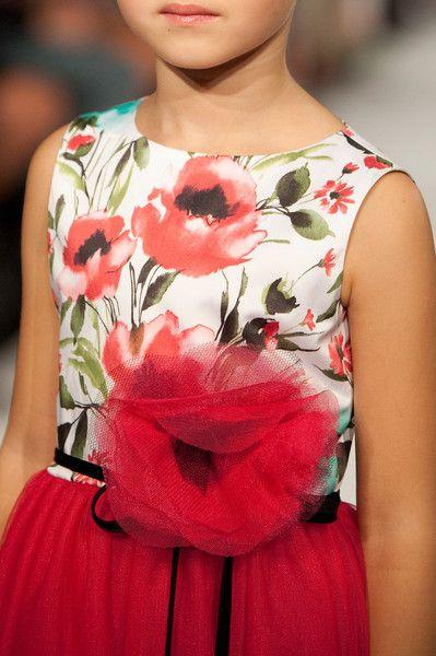 Stillini at Milan Fashion Week Spring 2014 - Details Runway Photos
