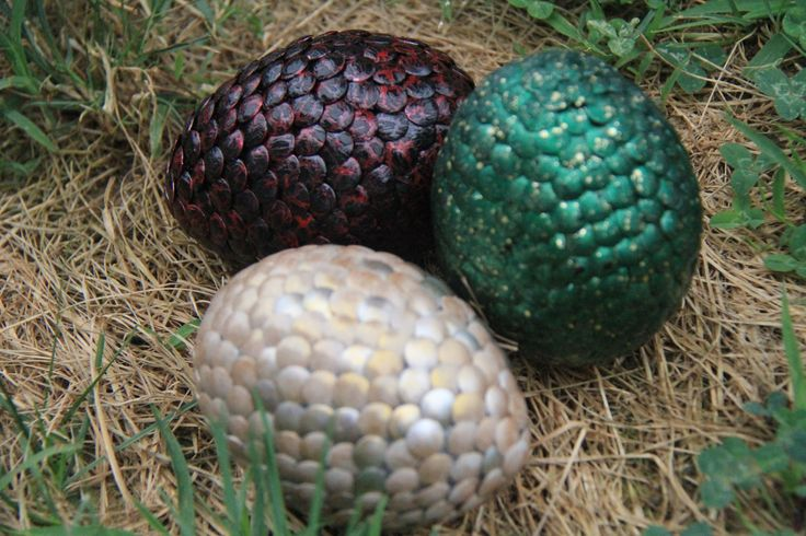 Best way to do Dragon Eggs