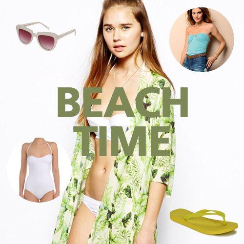 Beach time!  #fashionpicks #summer #beachwear #womenstyle #womenfashion