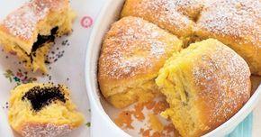 Pripravte si recept na Tekvicové buchty s makom s nami. Tekvicové buchty s makom patrí medzi najobľúbenejšie recepty. Zoznam tých najlepších receptov na online kuchárke RECEPTY.sk.