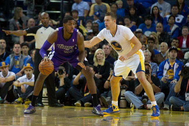 Sacramento Kings Jason Thompson