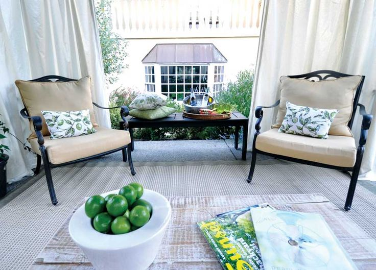 Outdoor Oasis An Affordable Backyard Makeover